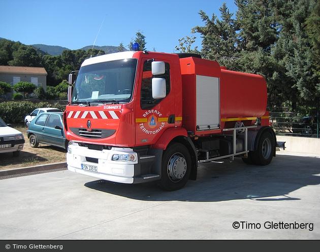 Bastia - Réserve Territoriale de la Securite Civile - GTLF