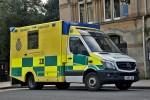 Eastleigh - South Central Ambulance Service - RTW - SA 820