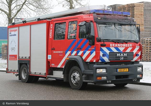 Rijnwaarden - Brandweer - HLF - 07-5931