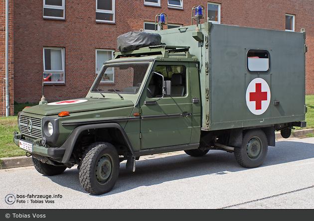 MB G-Modell - KrKw - Flensburg