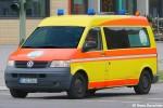 Krankentransport Gorris - KTW (B-AC 2163)