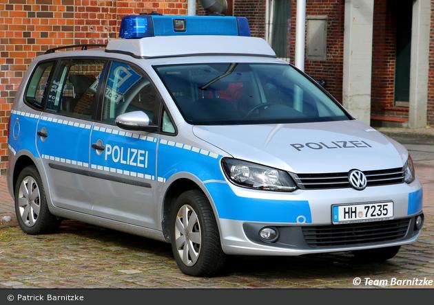 HH-7235 - VW Touran - FuStW