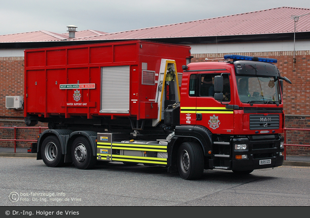 Birmingham - West Midlands Fire Service - PM