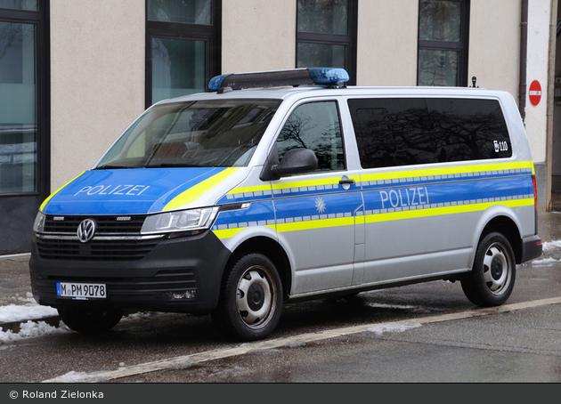 M-PM 9078 - VW T6.1 - FuStW