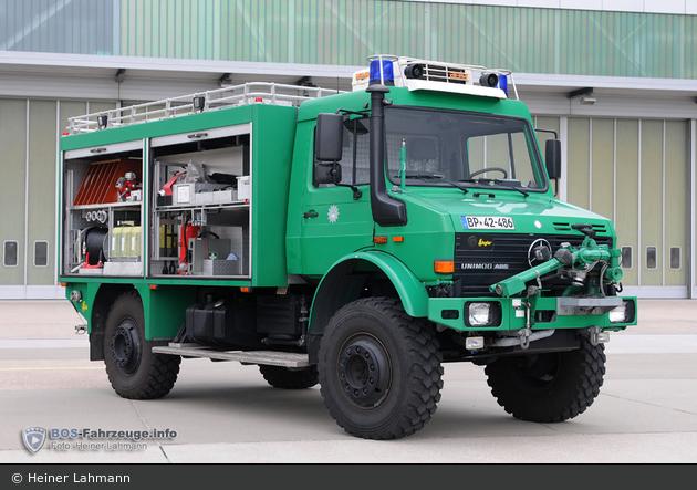 BP42-486 - MB Unimog U 2450 L - FLF 8/15+500P