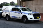 Newcastle - New South Wales Police Force - GefKw - NCC18