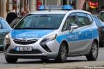 B-30285 - Opel Zafira Tourer - FuStW