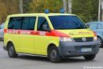 Krankentransport Hinz - KTW 39 (B-KT 2039)