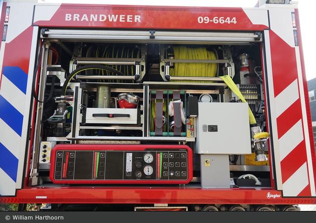 Zeist - Brandweer - TLF-W - 09-6644