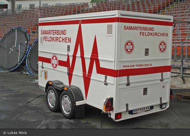 Feldkirchen/Donau - ASBÖ - KHD-Anhänger