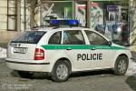 Frýdlant - Policie - FuStW - 1L0 6092