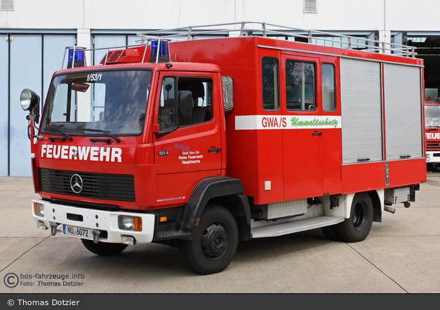 Einsatzfahrzeug: Florian Neu-Ulm 01/53-01 (a.D.) - BOS ...