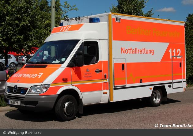 Florian Berlin RTW B-2526 (a.D.)