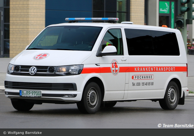 Krankentransport Pochanke - KTW (B-RP 9700)