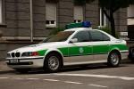 A-3012 - BMW 5er - FuStW - Neu-Ulm