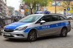 Wrocław - Policja - FuStW - B165