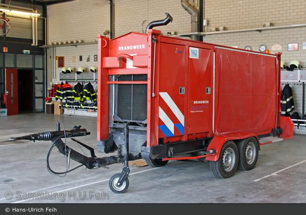 Bergen op Zoom - Brandweer - GA-Pumpe - 20-XXXX