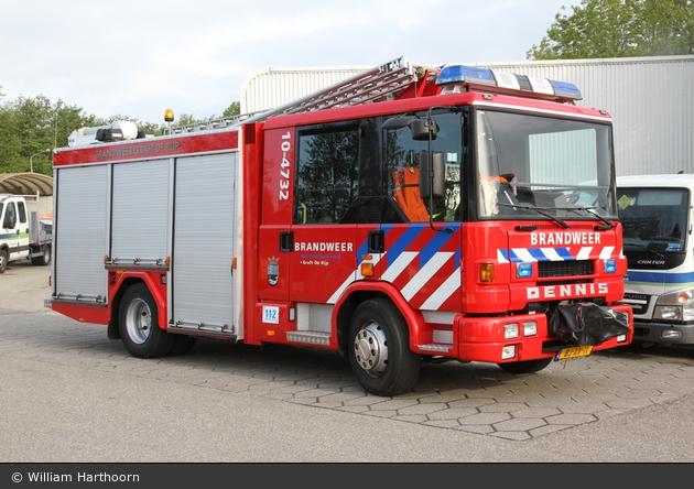 Alkmaar - Brandweer - HLF - 10-4732