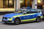 N-PP 3054 - BMW 3er Touring - FuStW - Nürnberg