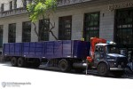 Buenos Aires - Policía Federal Argentina - Absperrgitter-Lkw - 9033