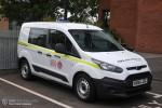 Winchester - Hampshire Fire and Rescue Service - Van