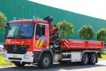 Brugge - Brandweer - WLF-Kran - L109