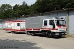 SH - DRK KV Neumünster - Gespann San-Station