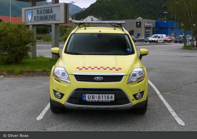 Åndalsnes - Rauma Brann- og Redningstjeneste - KdoW