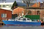 Bundespolizei - Streifenboot - Europa 2