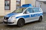 Bremerhaven - VW Touran - FuStW (HB-302)