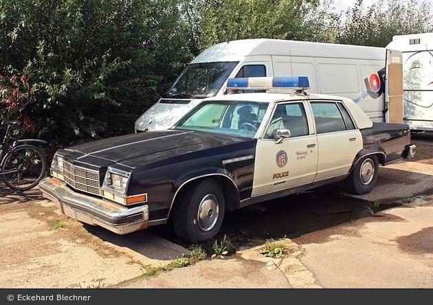 US - CA - Los Angeles - Police Department - FuStW - 83442 (a.D.)