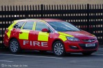 Alcester - Warwickshire Fire and Rescue Service - Car