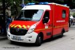 Bordeaux - SDIS 33 - RTW - VSAV