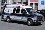 San Francisco - King-American Ambulance Company - Ambulance - 006