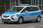 B-30270 - Opel Zafira Tourer - FuStW (a.D.)