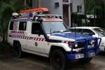 Moreton Island - Queensland Ambulance Service - First Responder