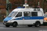 B-7211 - MB Sprinter 413 CDI - TV-Übertragungswagen