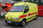 Marche-en-Famenne - Zone de Secours Luxembourg - RTW - A320
