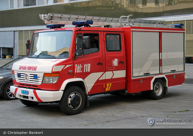 Genève - SIS - KLAF - César 37