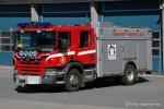 Luleå - Räddningstjänsten Luleå - HLF - 2 11-2020