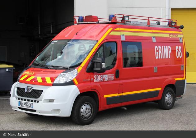 Mulhouse - SDIS 68 - GW-Höhenrettung - VT GRIMP