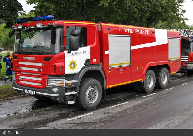 Kohtla-Järva - Feuerwehr - GTLF - 2-1
