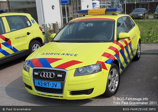 Amstelveen - Huisarts - PKW (a.D.)
