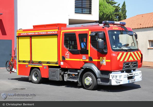 Canet-en-Roussillon - SDIS 66 - HLF 15/16 leicht - FPTLSR