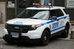 NYPD - Brooklyn - 60th Precinct - FüKw 5556