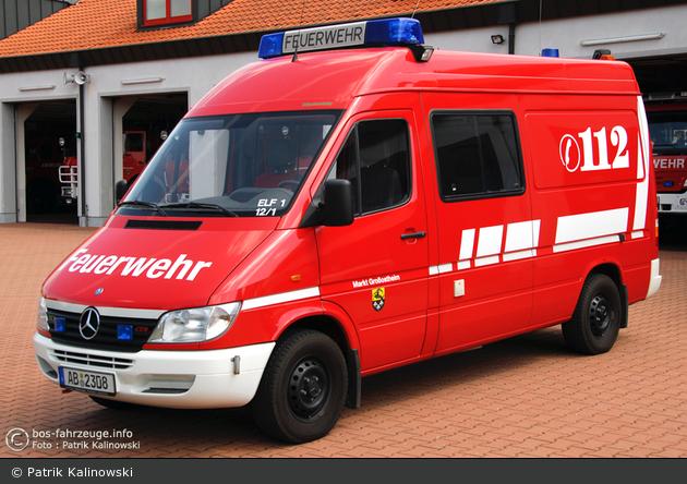 Einsatzfahrzeug Florian Großostheim 1201 Ad Bos Fahrzeuge