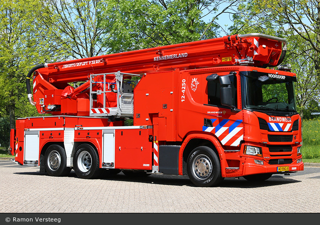 Haarlemmermeer - Brandweer - TMF - 12-4250