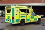 Tranås - Ambulanssjukvård Jönköpings Län - Ambulans - 3 43-9330