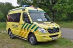 Turnhout - Group De Wolf Patiëntenvervoer - KTW - 2