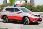 Nissan XTrail - Sortimo - Unfallhilfsfahrzeug DB